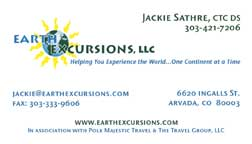 Earth Excursions