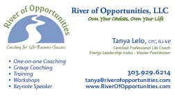 River of Opportunities